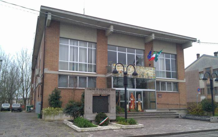 Il municipio di Bagnolo
