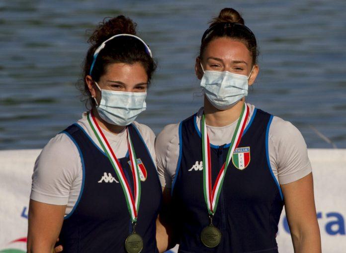 Sara Daldoss e Sara Vesentini
