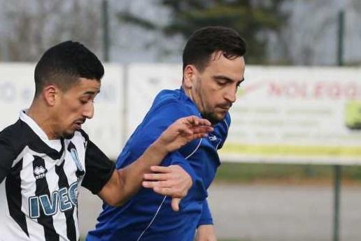 Luca Rossi (in blu)