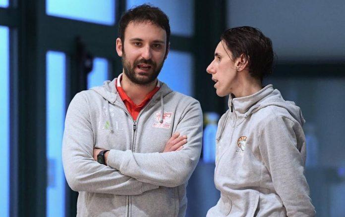 Stefano Purrone e Simona Antonelli