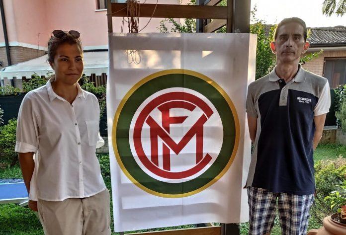 Beatrice Marchi e Maurizio Arvani